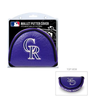 Team Golf COLORADO ROCKIES Golf Mallet Putter Cover