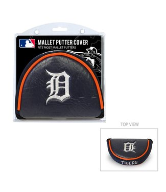 Team Golf DETROIT TIGERS Golf Mallet Putter Cover