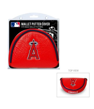 Team Golf LOS ANGELES ANGELS Golf Mallet Putter Cover