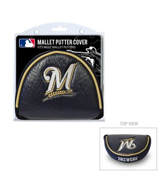 Team Golf MILWAUKEE BREWERS Golf Mallet Putter Cover