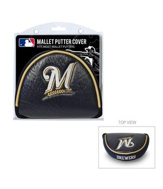 Team Golf MILWAUKEE BREWERS Golf Mallet Putter Cover