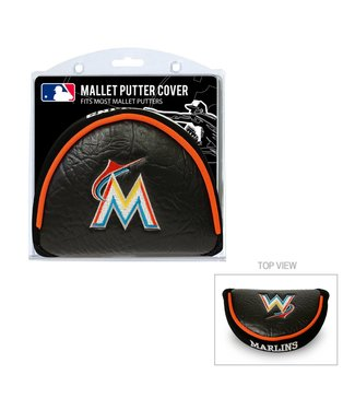 Team Golf MIAMI MARLINS Golf Mallet Putter Cover