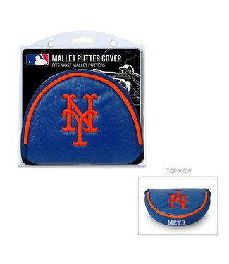 Team Golf NEW YORK METS Golf Mallet Putter Cover