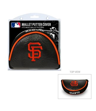 Team Golf SAN FRANCISCO GIANTS Golf Mallet Putter Cover