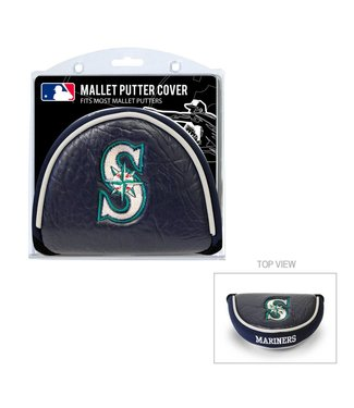 Team Golf SEATTLE MARINERS Golf Mallet Putter Cover