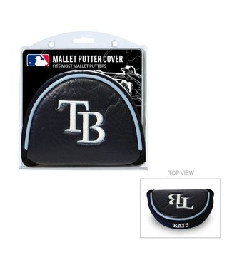 Team Golf TAMPA BAY RAYS Golf Mallet Putter Cover