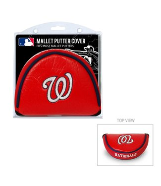 Team Golf WASHINGTON NATIONALS Golf Mallet Putter Cover