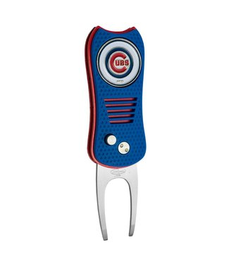 Team Golf CHICAGO CUBS Switchfix Golf Divot Tool