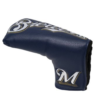 Team Golf MILWAUKEE BREWERS Tour Blade Golf Putter Cover