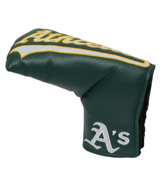 Team Golf OAKLAND ATHLETICS Tour Blade Golf Putter Cover