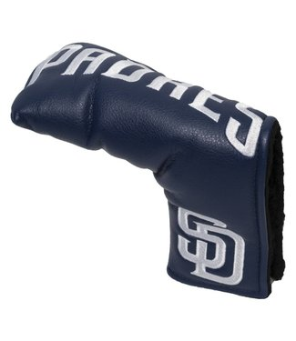 Team Golf SAN DIEGO PADRES Tour Blade Golf Putter Cover