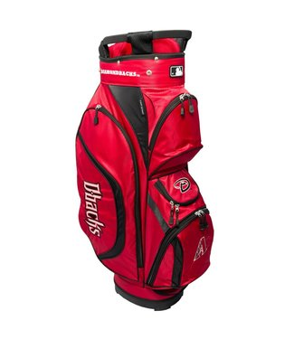Team Golf ARIZONA DIAMONDBACKS Clubhouse golf Cart Bag