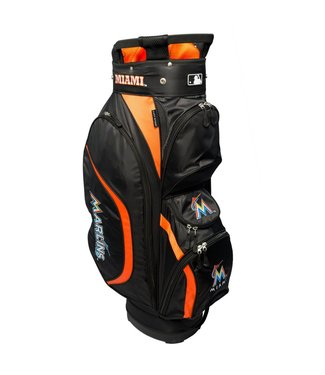 Team Golf MIAMI MARLINS Clubhouse golf Cart Bag
