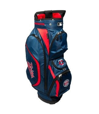 Team Golf MINNESOTA TWINS Clubhouse golf Cart Bag