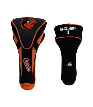 Team Golf BALTIMORE ORIOLES Apex Driver Golf Head Cover