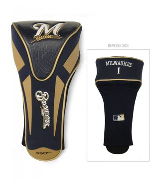 Team Golf MILWAUKEE BREWERS Apex Driver Golf Head Cover
