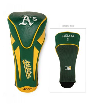 Team Golf OAKLAND ATHLETICS Apex Driver Golf Head Cover