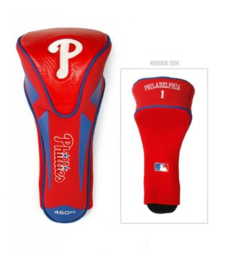Team Golf PHILADELPHIA PHILLIES Apex Driver Golf Head Cover