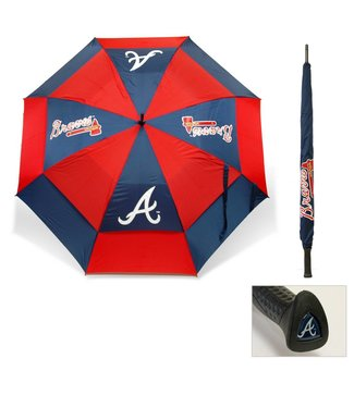 Team Golf ATLANTA BRAVES Oversize Golf Umbrella
