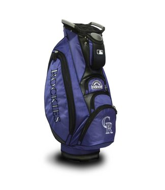 Team Golf COLORADO ROCKIES Victory Golf Cart Bag