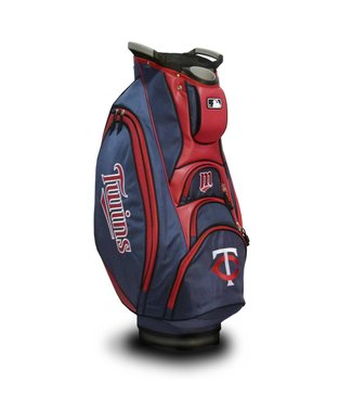Team Golf MINNESOTA TWINS Victory Golf Cart Bag