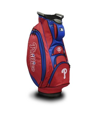 Team Golf PHILADELPHIA PHILLIES Victory Golf Cart Bag