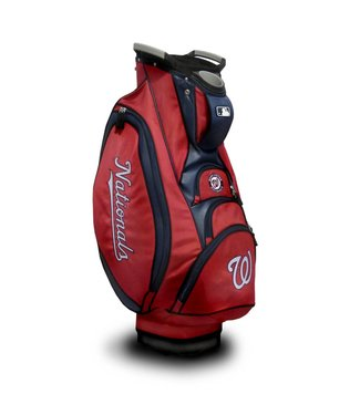 Team Golf WASHINGTON NATIONALS Victory Golf Cart Bag