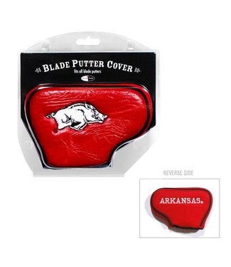 Team Golf ARKANSAS RAZORBACKS Blade Golf Putter Cover