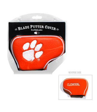 Team Golf CLEMSON TIGERS Blade Golf Putter Cover
