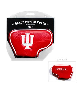Team Golf INDIANA HOOSIERS Blade Golf Putter Cover