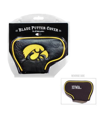 Team Golf IOWA HAWKEYES Blade Golf Putter Cover