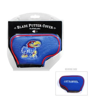 Team Golf KANSAS JAYHAWKS Blade Golf Putter Cover