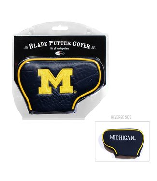 Team Golf MICHIGAN WOLVERINES Blade Golf Putter Cover