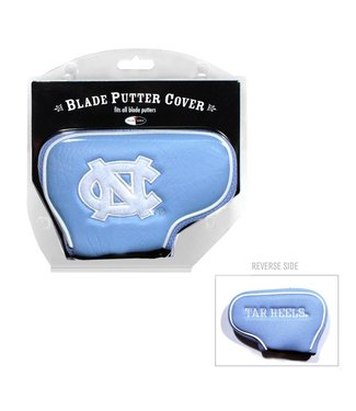 Team Golf NORTH CAROLINA TAR HEELS Blade Golf Putter Cover