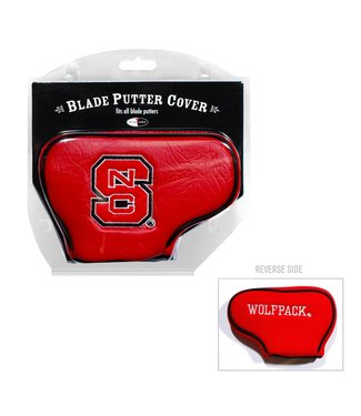 Team Golf NC STATE WOLFPACK Blade Golf Putter Cover