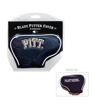 Team Golf PITT PANTHERS Blade Golf Putter Cover