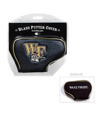 Team Golf WAKE FOREST DEMON DEACONS Blade Golf Putter Cover