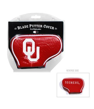 Team Golf OKLAHOMA SOONERS Blade Golf Putter Cover