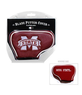 Team Golf MISSISSIPPI STATE BULLDOGS Blade Golf Putter Cover