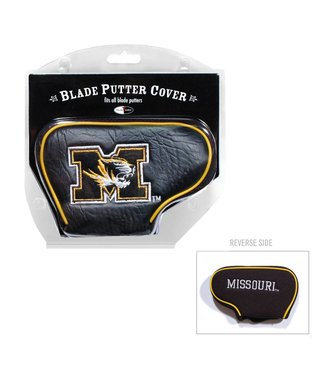 Team Golf MISSOURI TIGERS Blade Golf Putter Cover