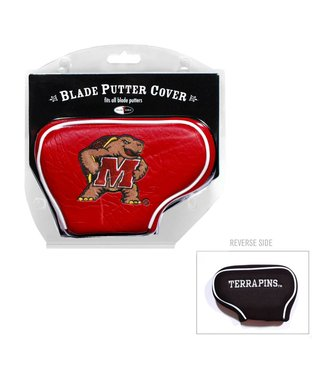 Team Golf MARYLAND TERRAPINS Blade Golf Putter Cover
