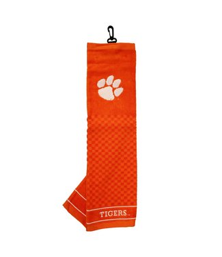 Team Golf CLEMSON TIGERS Embroidered Golf Towel