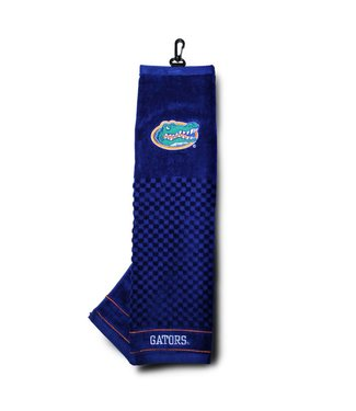 Team Golf FLORIDA GATORS Embroidered Golf Towel