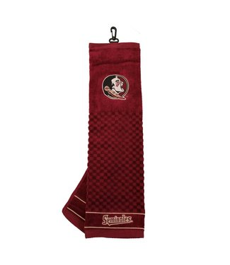 Team Golf FLORIDA STATE SEMINOLES Embroidered Golf Towel
