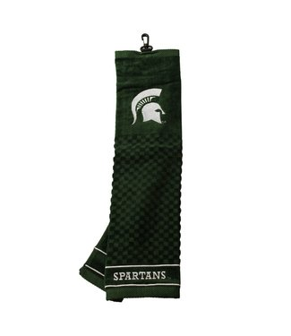 Team Golf MICHIGAN STATE SPARTANS Embroidered Golf Towel