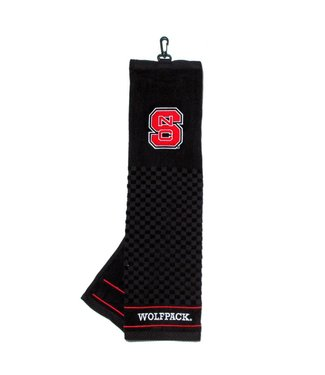 Team Golf NC STATE WOLFPACK Embroidered Golf Towel