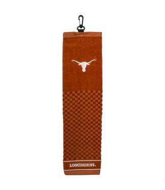 Team Golf TEXAS LONGHORNS Embroidered Golf Towel
