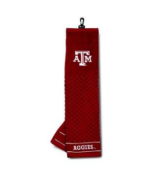 Team Golf TEXAS A&M AGGIES Embroidered Golf Towel