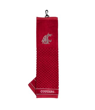 Team Golf WASHINGTON STATE COUGARS Embroidered Golf Towel