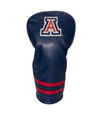 Team Golf ARIZONA WILDCATS Vintage Golf Driver Head Cover